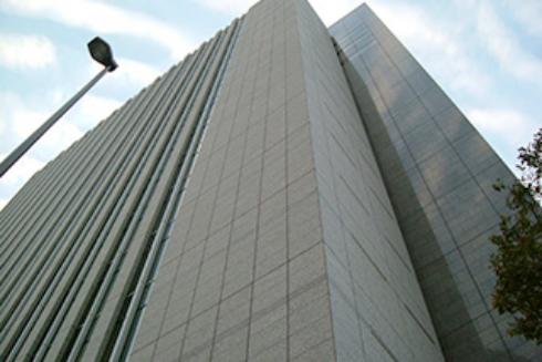 汐留オフィス外観の写真
