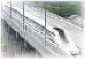 リニア中央新幹線の写真